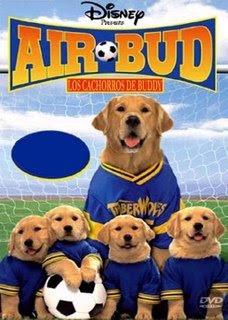 Pelicula- Air Bud: La Copa Mundial De Futbol – DVD-Rip – Español Latino