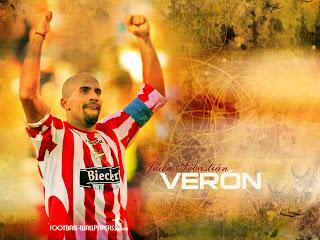 Juan Sebastian Veron Sigue Siendo Reconocido por Su Futbol
