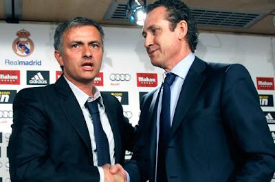 El Mejor Tecnico Del Momento ( Jose Mourihno ) Ya Fue Presentado Como El Nuevo Tecnico Del Real Madrid