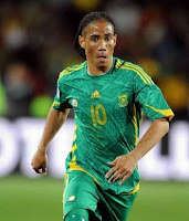 La Lista Oficial De Los 23 Jugadores De Sudafrica, Convocados A Jugar El Mundial