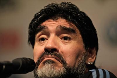 Mario Zagallo Obliga A Maradona A Hacer Una Buena Presentacion En El Mundial