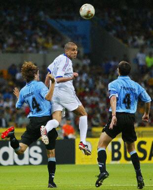 Resultado del partido Francia Vs Uruguay – Empatan 0 – 0