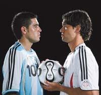 Ver Argentina vs Alemania Online en Vivo