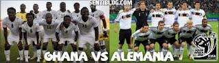 Ver Ghana Vs Alemania Online en Vivo