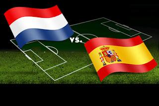 Ver partido España vs Holanda Online