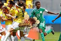 Resultado del partido Colombia vs Nigeria – Semifinal del mundial femenino sub 20 Alemania 2.010
