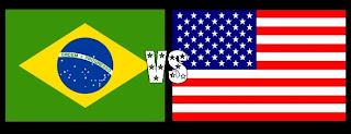 Resultado Del Partido Brasil vs Estados Unidos (2-0)