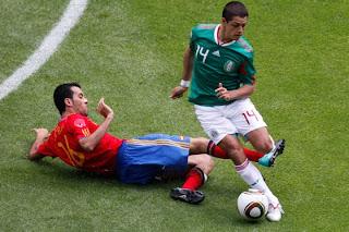 Resultado Del Partido Amistoso Mexico vs España (1 – 1)