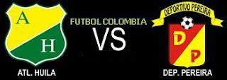 Ver Huila Vs Pereira Online en Vivo – FPC Liga Postobon