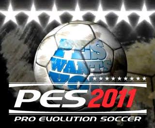 Descargar Gratis PES 2011 Para Pc