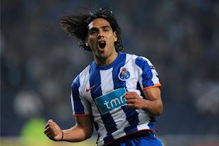Falcao Garcia Es El Heroe Del Porto, Y El Maximo Anotador De La Liga De Europa