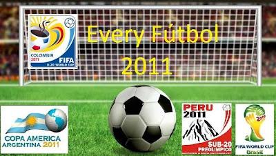 Copa América, Mundial Sub-20, Eliminatorias Al Mundial Y Sudamericano En Perú, Todo En El 2011