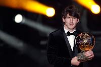 Messi Es «La Pulga De Oro», Gano Su Segundo Balón De Oro Consecutivo