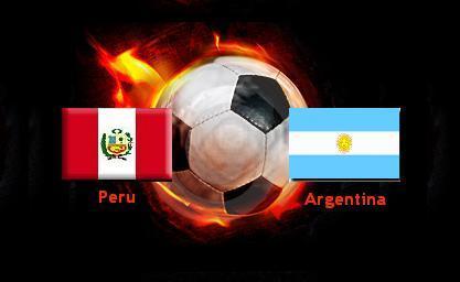 Resultado de imagen para peru vs argentina