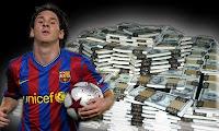 Top de los jugadores mejor pagados del mundo