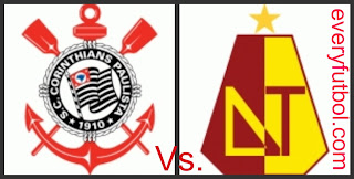Ver Corinthians Vs Tolima Online En Vivo – Copa Libertadores 2011