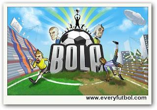 Bola Social Soccer: Juego de fútbol en Facebook