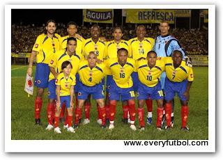 Jugadores Convocados En Colombia Para Enfrentar A España