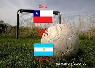Ver Chile Vs Argentina Online En Vivo