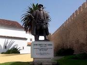 Estátua de Vasco da Gama