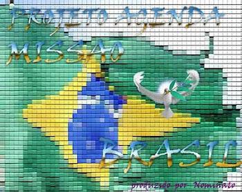 BRASIL, PÁTRIA DO EVANGELHO!!!