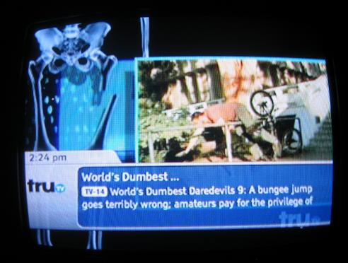 ralph sinisi - bmx on world's dumbest daredevils