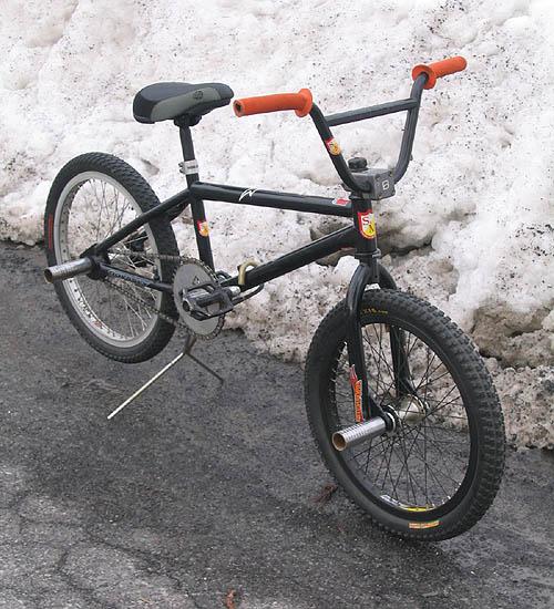 s+m next generation dirt bike