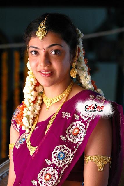 saree wallpapers kajal agarwal - photo #40