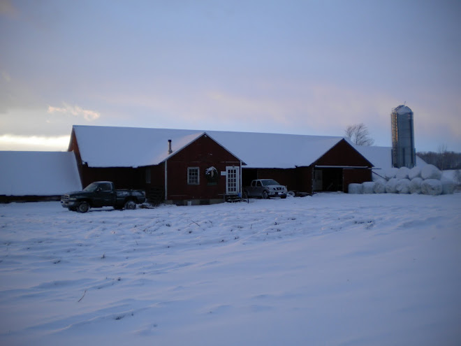 The New Liberty Farm Barn