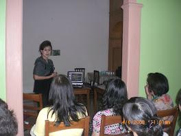 Seminar Dr. Elizabeth Subrata di Sedap Alami TPB