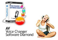 AV Voice Changer Software Diamond 6