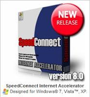 SpeedConnet Internet accelerator 8