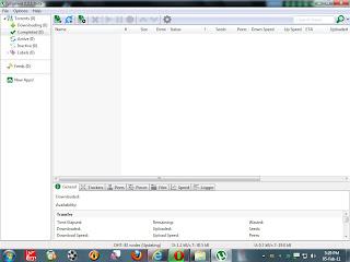 Cara menggunakan Utorrent