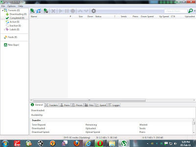 Tutorial Dan Cara Setting uTorrent!!