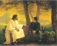 Jesús y amigo