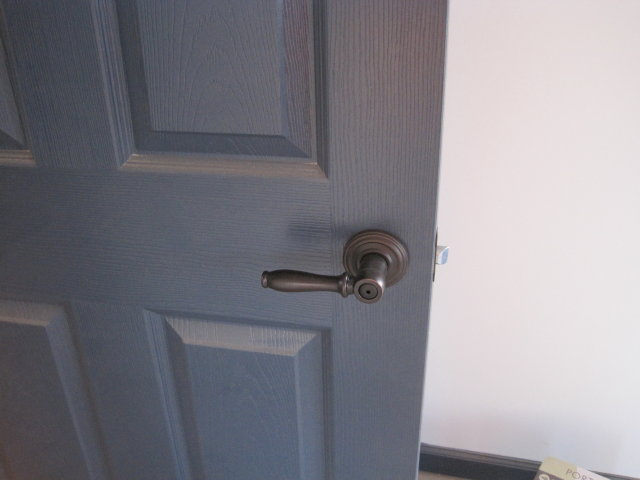 Oil Rubbed Bronze Door Handles
