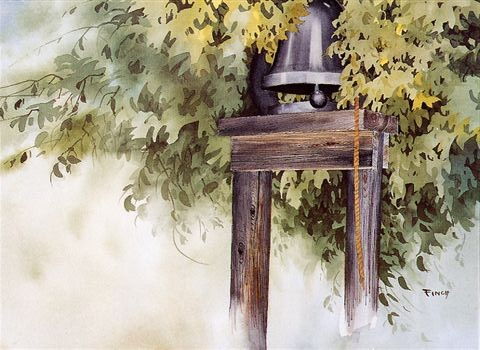 "Station Bell   18"" X 24""     NA"