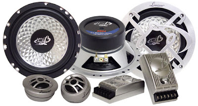 Audio Component Speakers