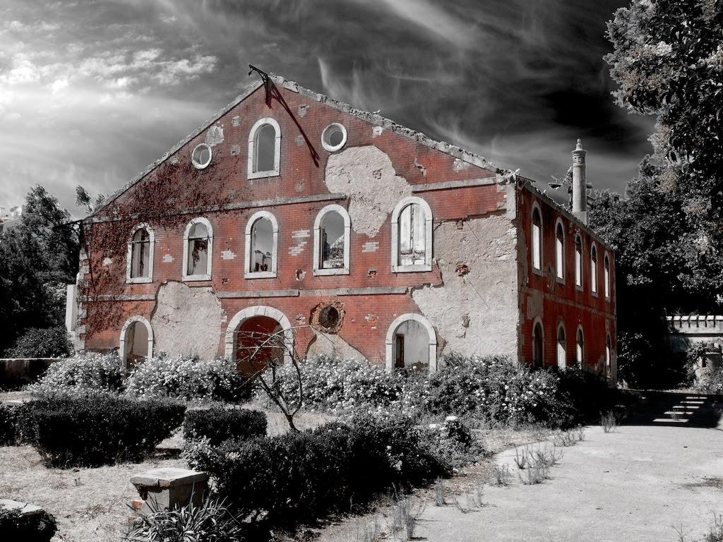 Ruin 39 arte quinta da alagoa carcavelos for Creador de casas