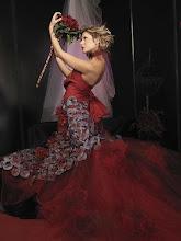 Vestidos de noiva audaz