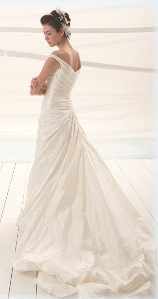 Vestidos para noivas romanticas