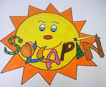 Este es nuestro  Solcapin,el logo con el que iniciamos nuestro blog.