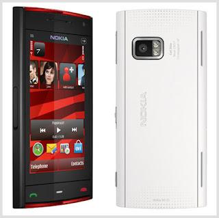 Spesifikasi dan Harga Nokia X6 16GB