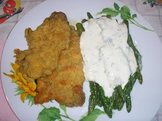 Articole culinare : Asparagi alla crema