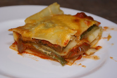Blog+001 Veggie Lasagna