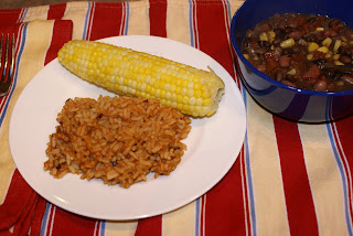  Mexican Bean Soup with Spanish Rice