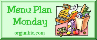 mpm121 Menu Plan Monday   January 26