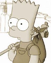 Mirar una hoja de personaje Bart+Baby