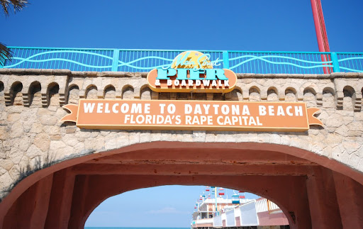Daytona Beach has become Florida's Rape Capital