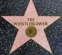 Be a star - Blow the Whistle on malfeasance